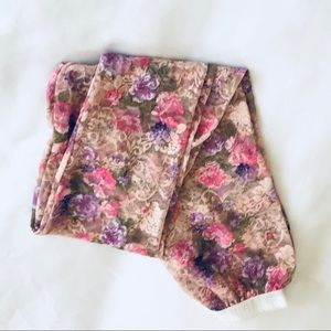 URBAN OUTFITTERS Floral Lace tights (SZ 2-4)